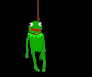 Kermit committed die