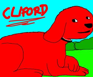 Doge Clifford