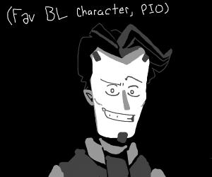 Fav Borderlands character PIO