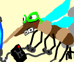 Geeky Mosquito