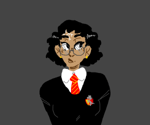 Harrieta Potter (fem Harry)