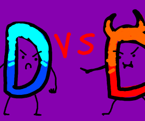 Drawception vs. Devilception