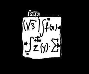 A PDF on Advanced Mathematics.