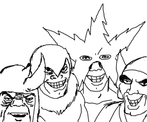 me and the boys meme