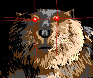 Possessed beaver