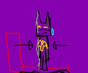 slim batman