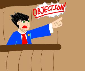 OBJECTION (phoenix wright)
