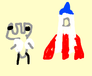 Fork Rocket Scientist