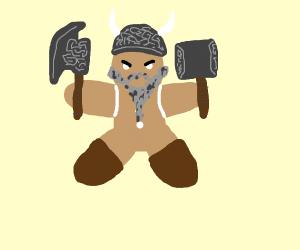 Ginger Beard The Viking