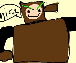 woodman (megaman 2) is nice