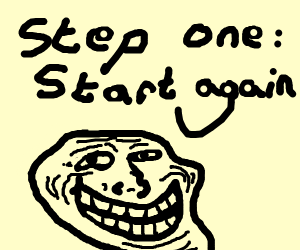 Step 9539: forget which step you're on