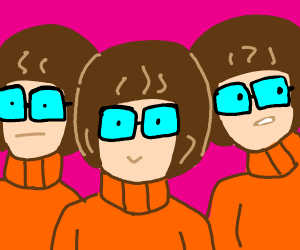 Even more Velma (from Scooby Doo)