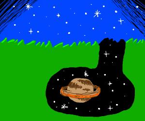 Underground Saturn