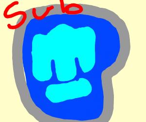 Sub to Pewdiepie