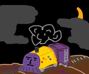 Thanos train