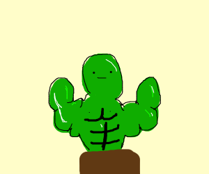 buff cactus