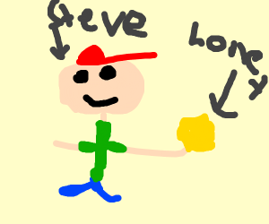 Steve likes honey