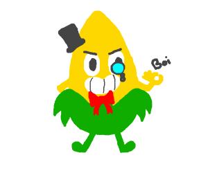 The fanciest corn of them all