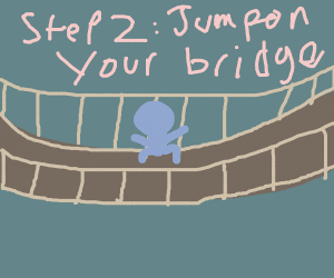 Step 1: build a bridge