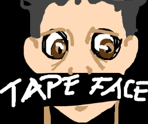 Tape Face (the comedian)
