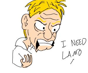 GET ME THE LAMB SAUCE