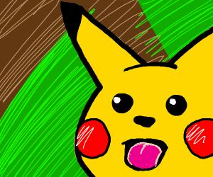 Pikachu:  O o O