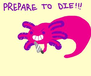 murderous axolotl