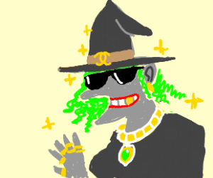 Rich Witch ((hey that rhymed))