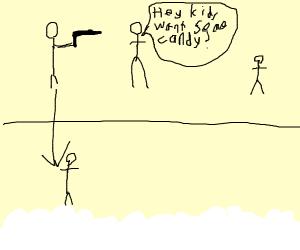Killing Pedos = Going to heaven