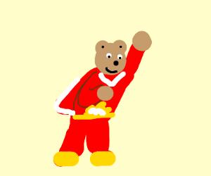 super bear!
