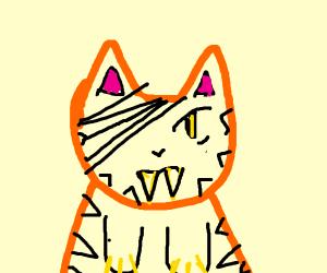 Pet Saber-toothed Cat