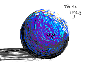 Draws best shaded sphere, still lonely
