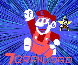 GRAND DAD! FLEENSTONES?