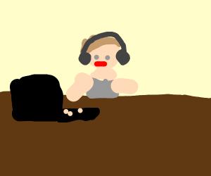 DJ Researching