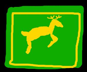 Reindeer Logo