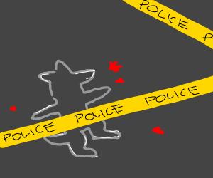 murderer dog