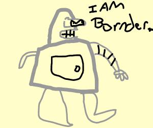 Bender from futurama