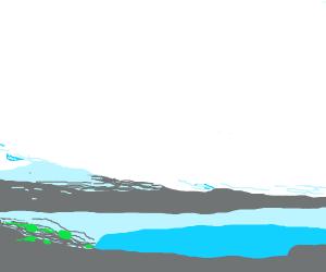 glacial sky