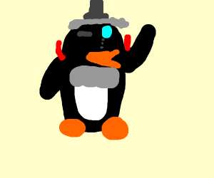 aristocratic penguin