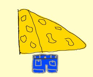 Cheese Shorts