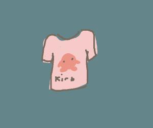 Kirby shirt
