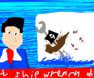 news guy talking about shipwrench