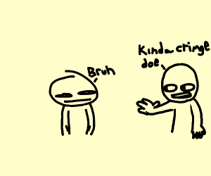 Bruh crimge