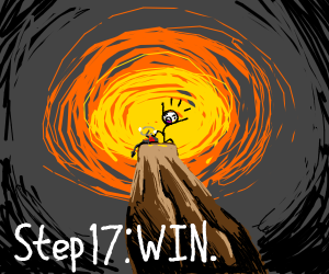 Step 16. Fight the demon