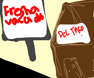 Welcome To Del Taco, We Got Freshavocado