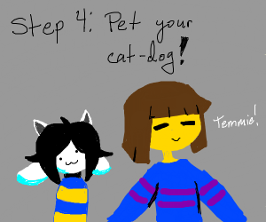 step 3: name your cat-dog