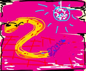 Disco Rattlesnake