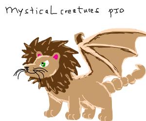 Mysticsl creatures (PIO)