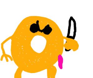 Murderous jelly donut