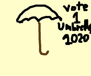 Umbrella for office 2020